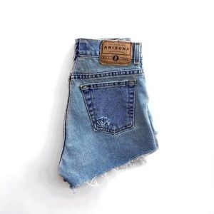 vintage high waisted Arizona shorts